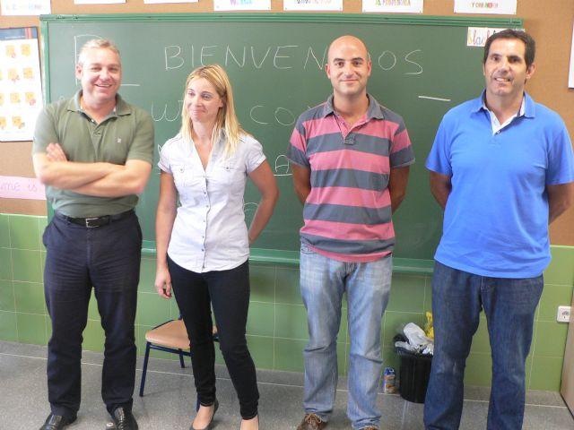 Comienza un nuevo curso escolar con un nuevo C.E.I.P. en Puerto de Mazarrón - 2, Foto 2