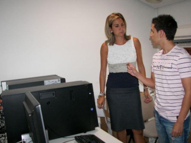 El Ayuntamiento de Archena está ahorrando 3.000 euros mensuales en telecomunicaciones - 1, Foto 1