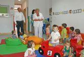Los Centros de Educación Infantil de Puerto Lumbreras inician el curso con una oferta de más de 600 plazas de guardería pública