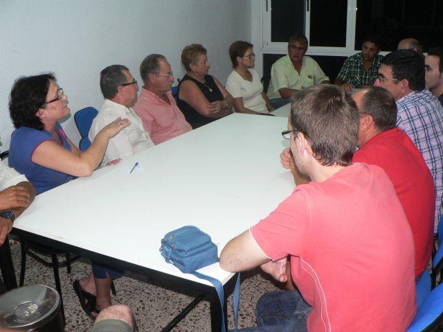 Ginés Campillo y su equipo de Gobierno trabajan en el diseño de un plan pionero de infraestructuras en pedanías - 1, Foto 1