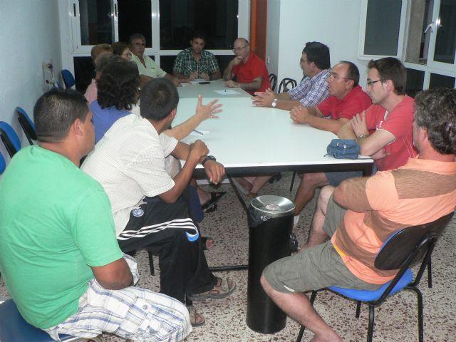 Ginés Campillo y su equipo de Gobierno trabajan en el diseño de un plan pionero de infraestructuras en pedanías - 2, Foto 2