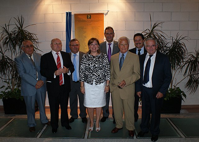 """La alcaldesa evoca el """"espíritu ilusionante"""" de la constitución del Ayuntamiento 175 años después - 1, Foto 1"""