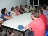Ginés Campillo y su equipo de Gobierno trabajan en el diseño de un plan pionero de infraestructuras en pedanías