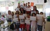 Los escolares del municipio plasman su imagen de San Pedro en poemas, redacciones y dibujos