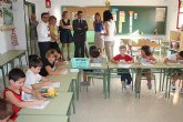 Torre-Pacheco inaugura su curso escolar en El Jimenado
