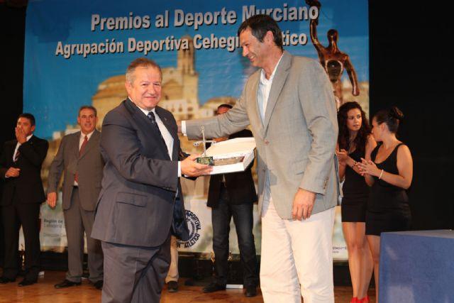 XXX Premios al Deporte Murciano - 1, Foto 1