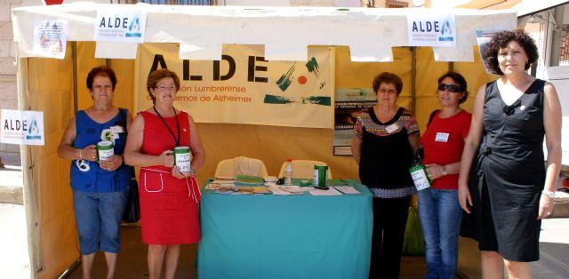 La Asociación ALDEA promueve una campaña informativa para concienciar a la población sobre el Alzheimer - 1, Foto 1