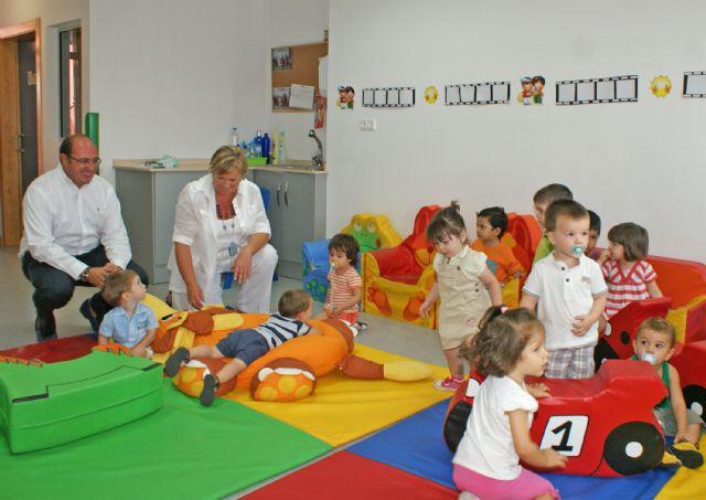 Los Centros de Educación Infantil inician el curso con una oferta de más de 600 plazas de guardería pública - 1, Foto 1