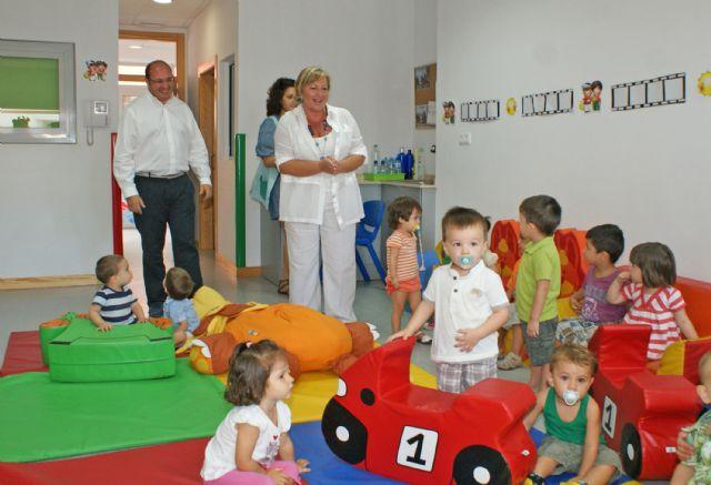 Los Centros de Educación Infantil inician el curso con una oferta de más de 600 plazas de guardería pública - 2, Foto 2