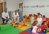 Los Centros de Educación Infantil inician el curso con una oferta de más de 600 plazas de guardería pública