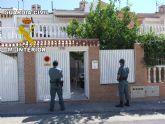 La Guardia Civil desmantela un nuevo punto de venta y distribución de cocaína en San Pedro del Pinatar