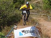José Sánchez campeón del Open de España de descenso 2011 en Mountain Bike