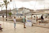 Cuatro cruceros y más de 6.000 turistas llegan a la ciudad esta semana
