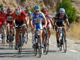 Dos corredores del Club Ciclista Santa Eulalia participaron en la VIII Subida Albox- El Saliente