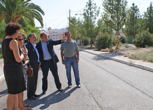 El Ayuntamiento de Puerto Lumbreras y el Instituto de Vivienda y Suelo estudian la próxima construcción de viviendas sociales en el municipio - 1, Foto 1