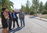 El Ayuntamiento de Puerto Lumbreras y el Instituto de Vivienda y Suelo estudian la próxima construcción de viviendas sociales en el municipio