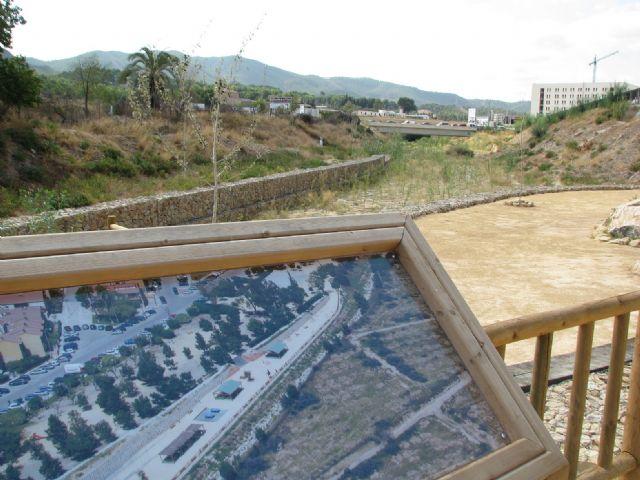 La CHS recupera la Rambla del Puerto en El Palmar para la seguridad y el disfrute de los ciudadanos - 3, Foto 3