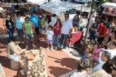 La celebración del Mercadillo mensual Artesano de La Santa se reanuda el próximo domingo 25 de septiembre