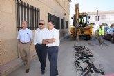 La nueva depuradora del r�o Turrilla completar� el sistema de depuraci�n de las pedan�as altas de Lorca