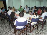 Los clubes del municipio presentan sus proyectos sobre las Escuelas Deportivas