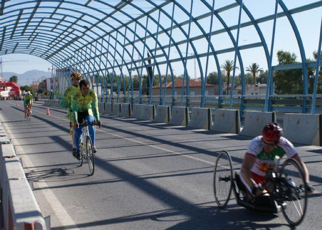 Puerto Lumbreras acogerá el próximo domingo el II Criterium de Ciclismo Adaptado - 1, Foto 1