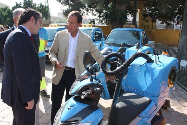 Murcia es hoy una ciudad modelo en la gestión eficiente y sostenible de los residuos - 1, Foto 1