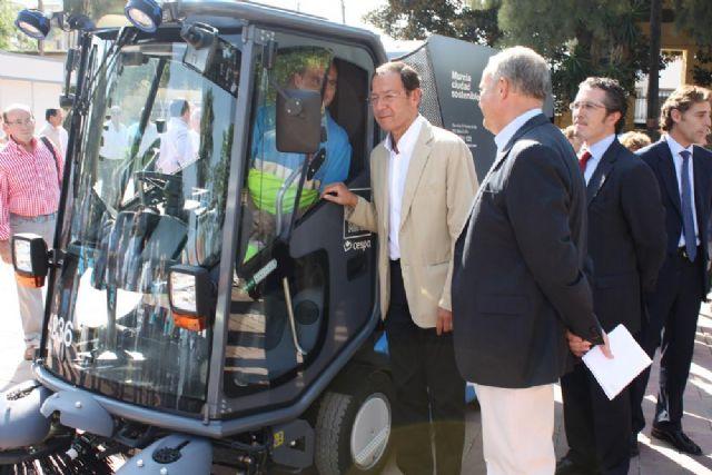 Murcia es hoy una ciudad modelo en la gestión eficiente y sostenible de los residuos - 2, Foto 2