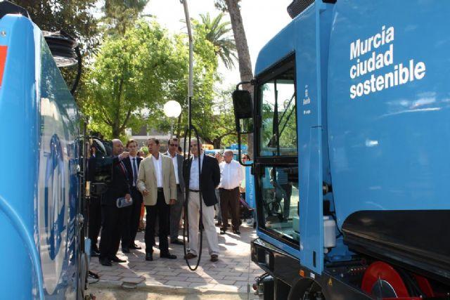 Murcia es hoy una ciudad modelo en la gestión eficiente y sostenible de los residuos - 3, Foto 3