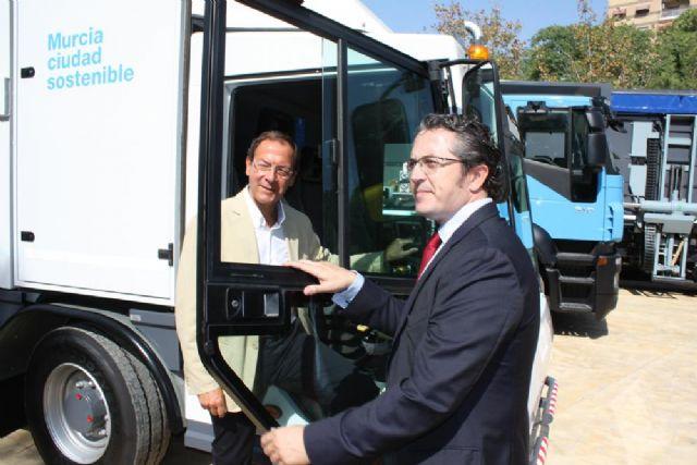 Murcia es hoy una ciudad modelo en la gestión eficiente y sostenible de los residuos - 5, Foto 5
