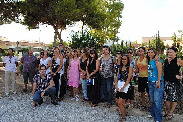 Un curso sobre huertos escolares congrega a casi 40 profesores - 1, Foto 1