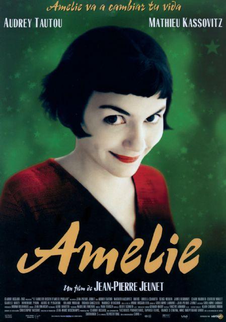 El filme Amélie será proyectado el lunes en el Centro de Día de Personas Mayores de Mazarrón - 1, Foto 1