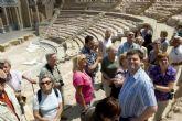 Jornada de Puertas Abiertas en Puerto de Culturas y el Teatro Romano