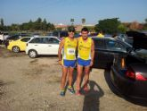 El Club Atletismo Totana, tercero en la Carrera Popular de Nonduermas