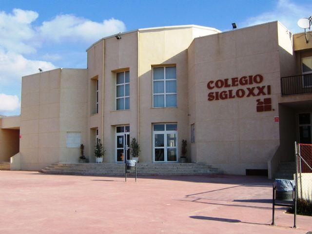 El colegio Siglo XXI celebra su décimo aniversario durante la próxima semana - 1, Foto 1