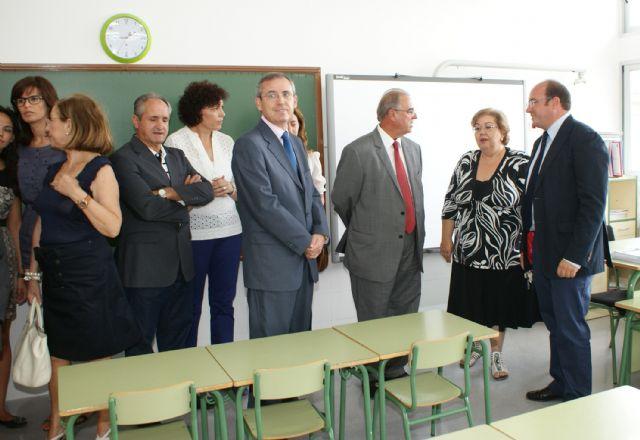 Inaugurado el nuevo Centro Educativo Multifuncional de La Estación- Esparragal - 1, Foto 1