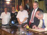 Eduardo Sánchez Muliterno emociona a Mazarrón con su 'Amnésica concordia'