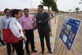 Finalizan las obras de acondicionamiento del tramo de la rambla entre Torre-Pacheco y Los Olmos