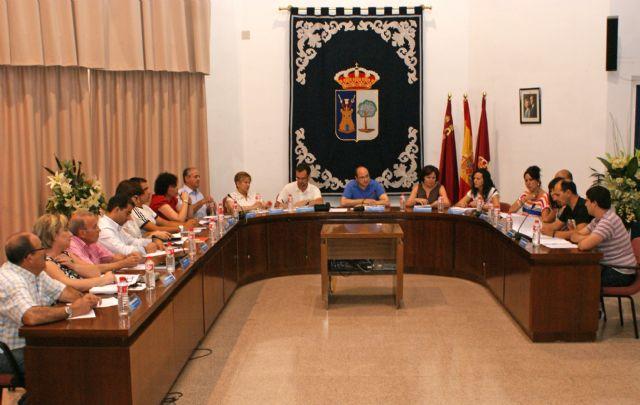 El Ayuntamiento aprobará en el próximo Pleno una moción en la que solicita al Gobierno Central que se acelere el Plan Lorca - 1, Foto 1