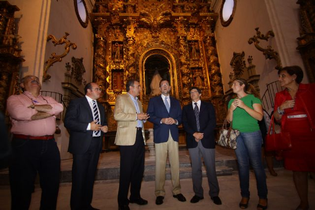 El Ayuntamiento aprobará en el próximo Pleno una moción en la que solicita al Gobierno Central que se acelere el Plan Lorca - 2, Foto 2