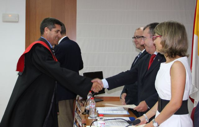 La UCAM gradúa a su I Promoción de estudiantes del Máster en CC. de la Seguridad y Criminología - 1, Foto 1