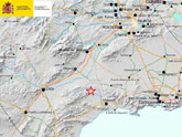 Un terremoto de 3.1 de magnitud ha tenido lugar el Mazarrón