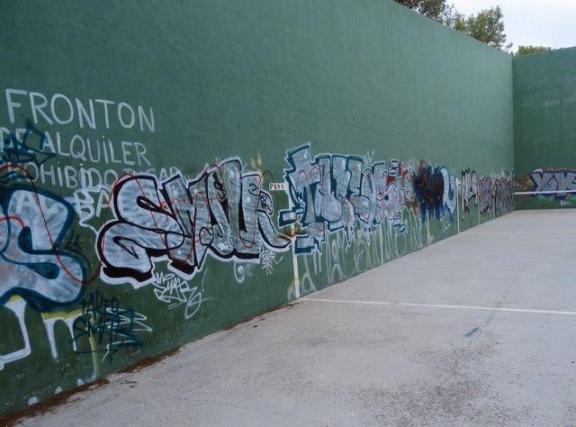 El Grupo Socialista lamenta el estado de abandono de la zona de El Valle Perdido y de las instalaciones deportivas anexas - 3, Foto 3