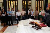 28 funcionarios de la Universidad de Murcia tomaron posesión de sus plazas