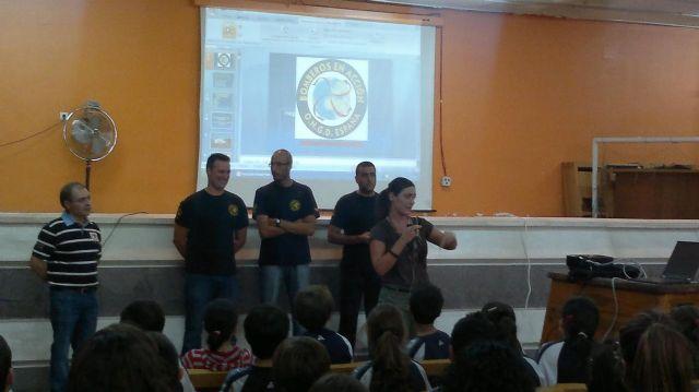 El Ayuntamiento lleva la labor de las ONGD a colegios e institutos - 1, Foto 1