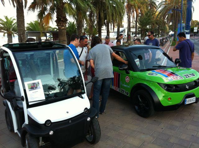 La exposición de vehículos eléctricos cerró la Semana de la Movilidad - 1, Foto 1