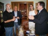 La Alcaldesa recibe a los alcaldes de unos municipios termales de Alemania e Italia que llevan a cabo junto al de Archena el proyecto Poseidón II