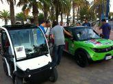 La exposición de vehículos eléctricos cerró la Semana de la Movilidad