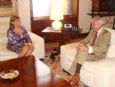 Visitación Martínez pide apoyo a la Comunidad para la promoción del Turismo y el Comercio local