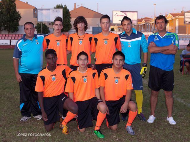 El Mazarrón Fútbol Base comienza su segundo año de andadura - 1, Foto 1
