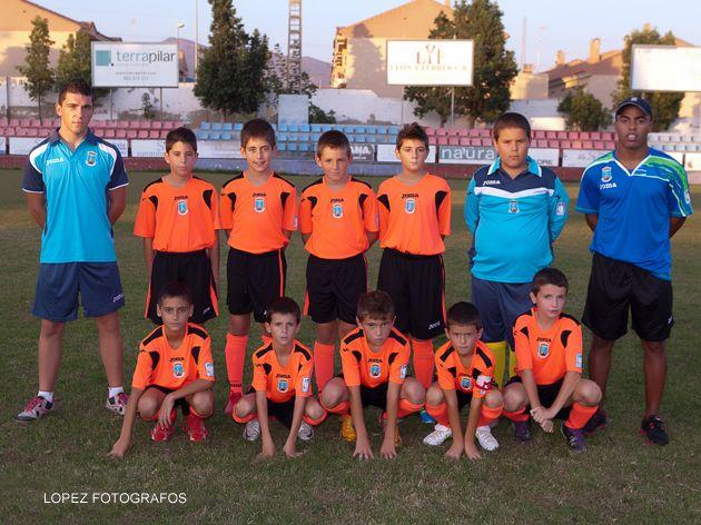 El Mazarrón Fútbol Base comienza su segundo año de andadura - 2, Foto 2